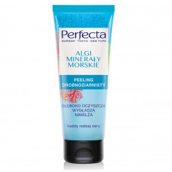 Perfecta Oczyszczanie – peeling drobnoziarnisty ALGI MINERAŁY MORSKIE, poj. 75 ml