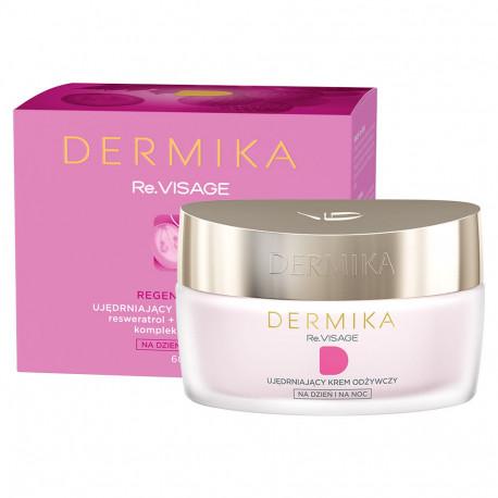 Dermika Re.VISAGE - ujędrniający krem odżywczy na dzień i na noc 60+, poj. 50 ml