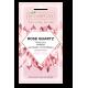 Bielenda CRYSTAL GLOW ROSE QUARTZ - maseczka PRIMER nawilżająco-rozświetlająca, masa netto: 8 g