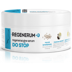 Regenerum - regeneracyjne serum DO STÓP, poj. 125 ml