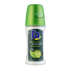 FA Natural and Power - antyperspirant roll-on 48h, poj. 50 ml
