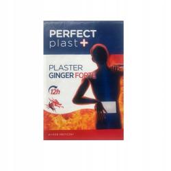 Perfect Plast+ Ginger Forte - plaster rozgrzewający, 12x18 cm, 1 szt.