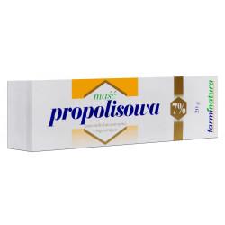 Farmina - maść propolisowa 7%, masa netto: 20 g