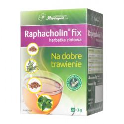 Raphacholin fix - herbatka ziołowa, poj. 20 saszetek x 3 g