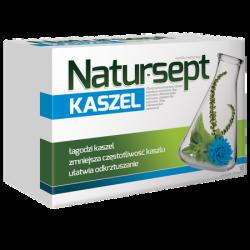 Natur-sept Kaszel - pastylki do ssania, 18 szt.