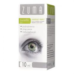 Zuma Świetlik Plus - łagodzące krople do oczu, poj. 10 ml