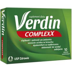 Verdin Complexx - suplement diety, tabletki, 10 szt.