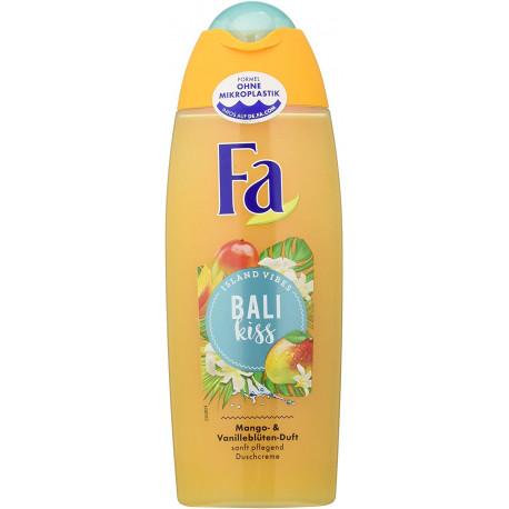 FA ISLAND VIBES - Bali Kiss, krem pod prysznic o zapachu kwiatów mango i wanilii, poj. 250 ml