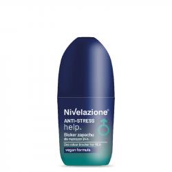 Nivelazione Anti-Stress help - bloker zapachu dla mężczyzn 24h, poj. 50ml