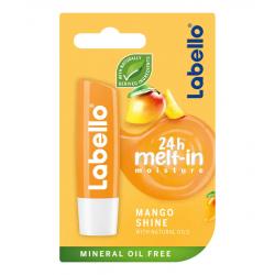 Labello Mango Shine - pielęgnacyjny balsam do ust, poj. 5,5 ml