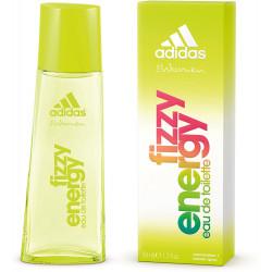 Adidas Fizzy Energy - woda toaletowa dla kobiet, poj. 50 ml