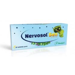 Nervosol Sen - tabletki powlekane, suplement diety, 20 szt.