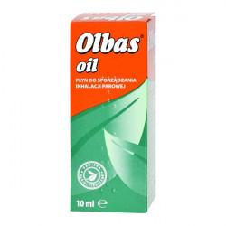 Olbas Oil - płyn do sporządzania inhalacji parowej, poj. 10 ml