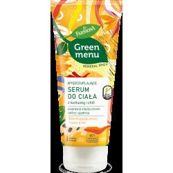 Green Menu - wyszczuplające serum do ciała z kurkumą i chilli, poj. 200 ml