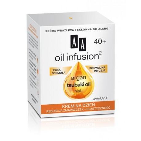OIL INFUSION2 40+. Krem na dzień, poj. 50 ml.